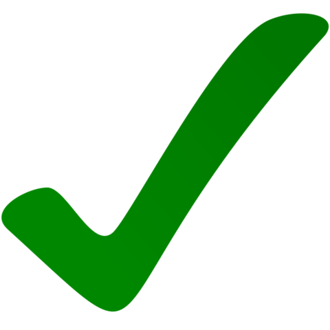 Yes check mark png #39568.