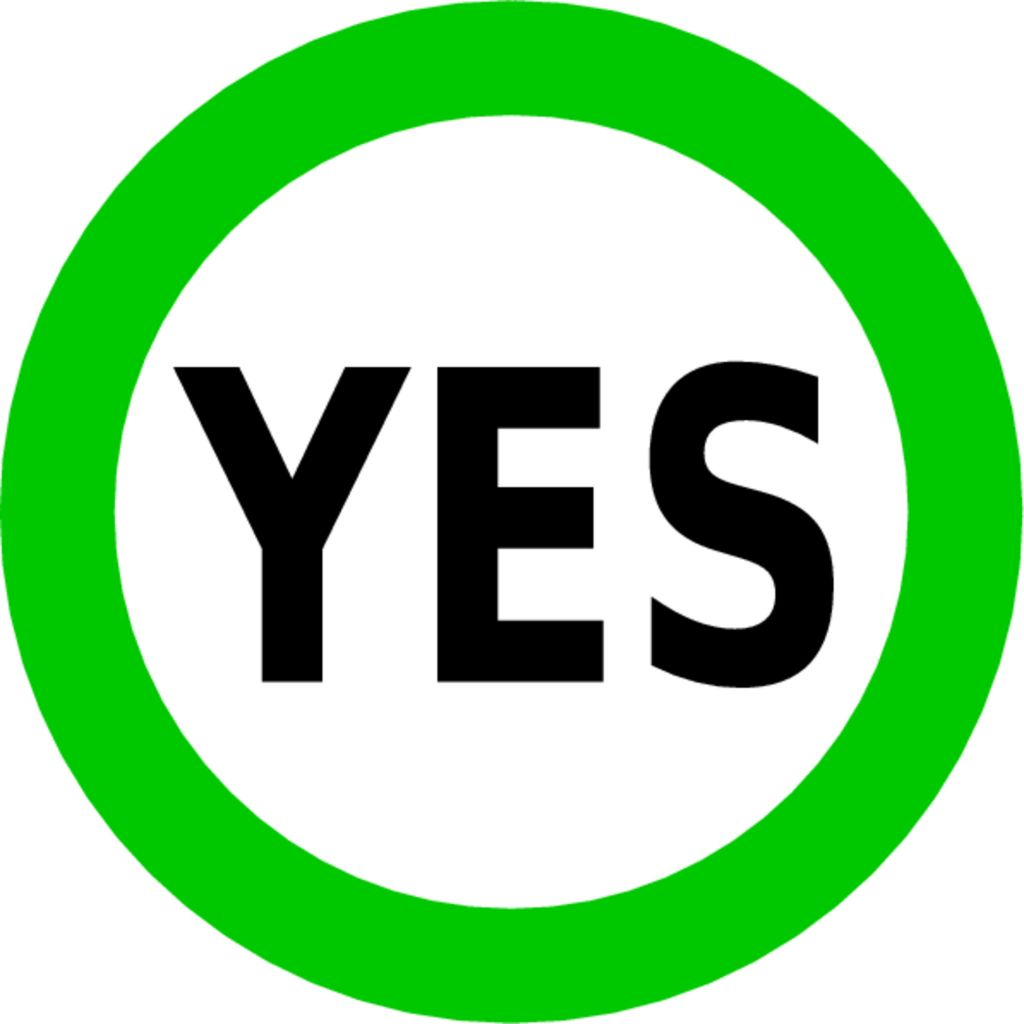 Yes Png & Free Yes.png Transparent Images #1660.
