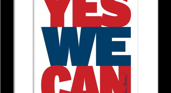 Yes We Can Clipart.