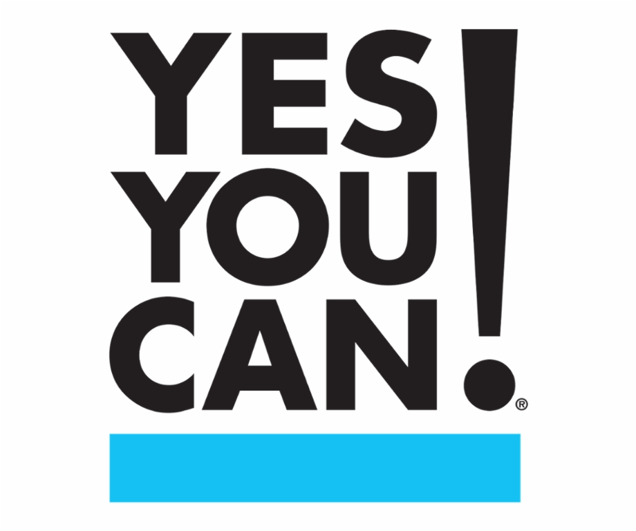 Yes You Can Logo Free PNG Images & Clipart Download #3888487.