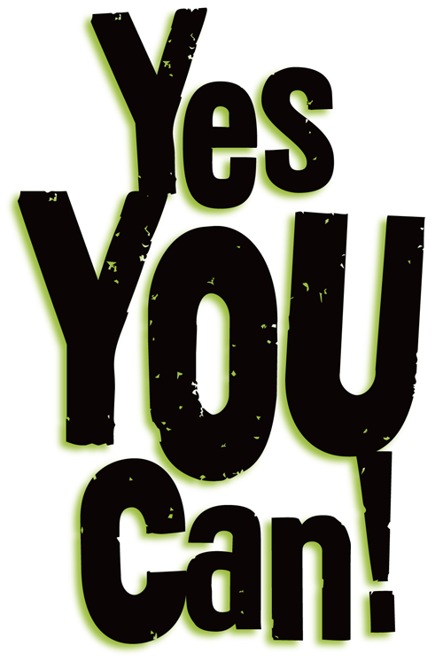 You Can Do It!.