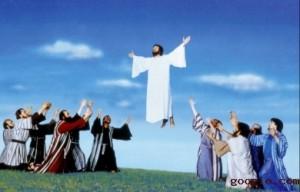 Memaknai Kenaikan Tuhan Yesus ke Surga.