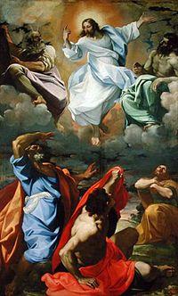Transfigurasi Kristus.