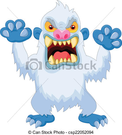 Yeti Illustrations and Clipart. 1,459 Yeti royalty free.