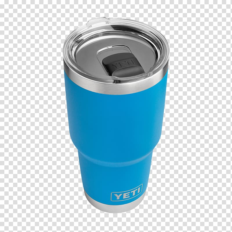 Yeti Tumbler Fluid ounce Cup, oz transparent background PNG.