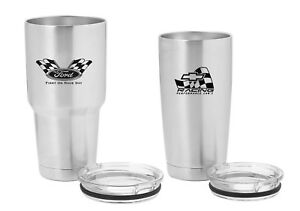 Details about YETI CUP STYLE YOUR CHOICE LOGO AND COLOR STAINLESS STEEL  TRAVEL MUG/LID GIFT *.
