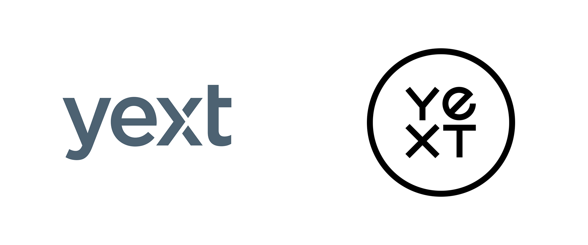 Brand New: New Logo for Yext.