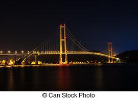 Stock Photo of Beautiful bridge in South Korea,Yi Sun.