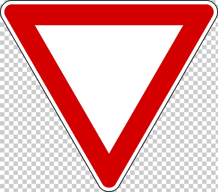 Yield sign Traffic sign Stop sign Warning sign , Blank Sign.
