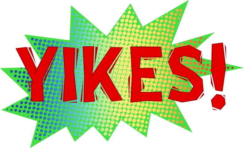 Download Free png Yikes!.