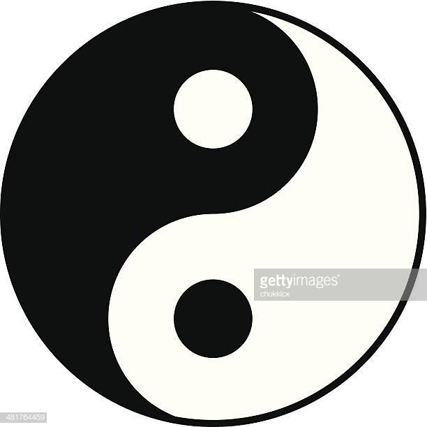 60 Top Yin Yang Symbol Stock Illustrations, Clip art, Cartoons.