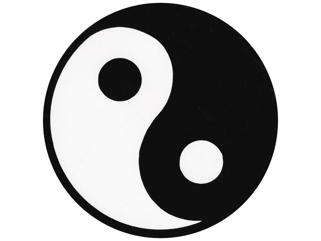 Yin Yang Symbol.