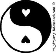 Yin yang Clipart Royalty Free. 2,902 yin yang clip art vector EPS.