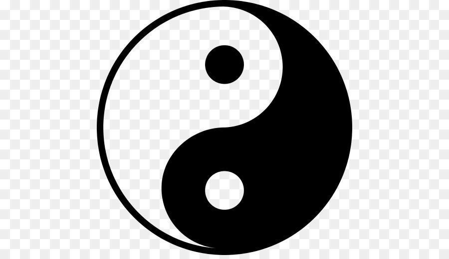 Yin Yang png download.