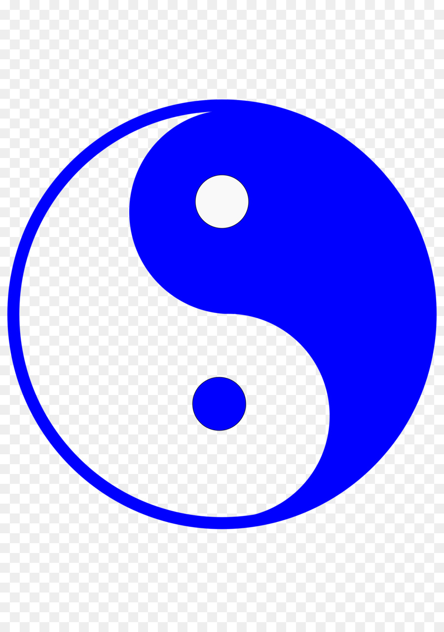The Meaning Of Bsbd Blue Yin Yang Png.