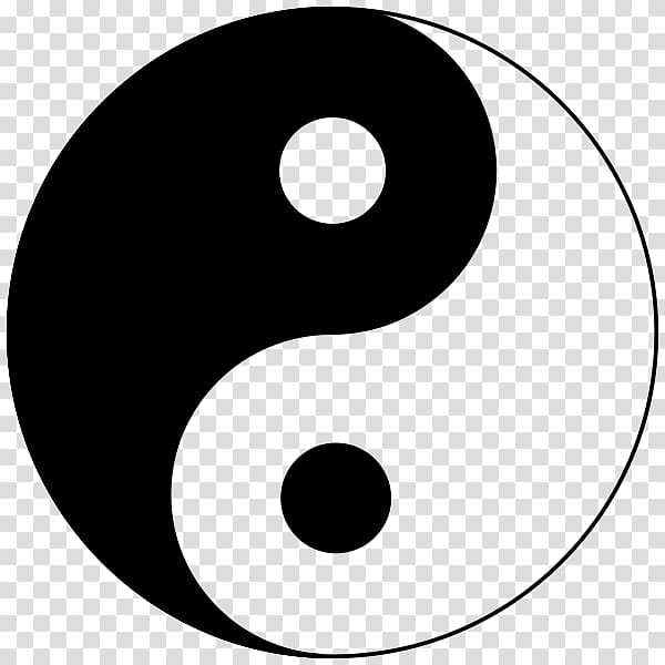 Yin and yang Taijitu Symbol Dialectical monism , yin yang.