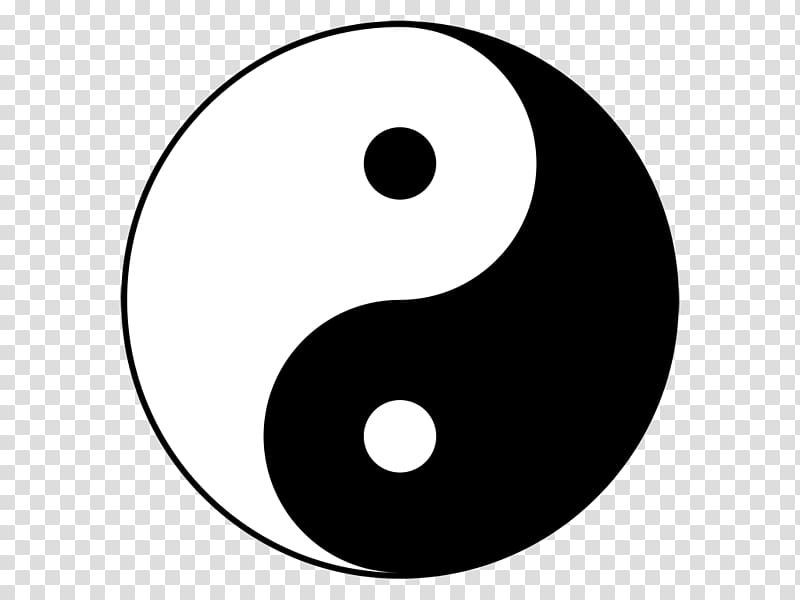 Yin Yang logo, Yin and yang Symbol , yin yang transparent.