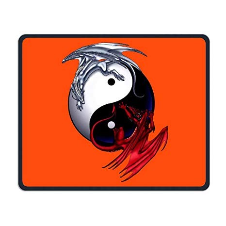 Amazon.com : Legend Of Tai Chi Yin Yang Dragons 3d Mouse.