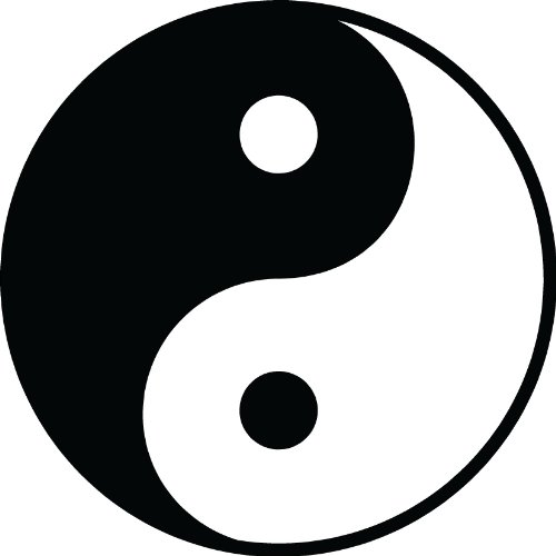 Free Yin Yang Symbol, Download Free Clip Art, Free Clip Art.