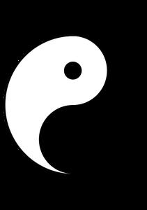 74 free yin yang vector clipart.