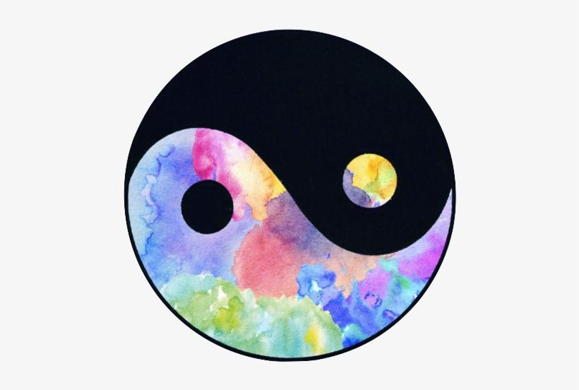 Tumblr Yin Yang.