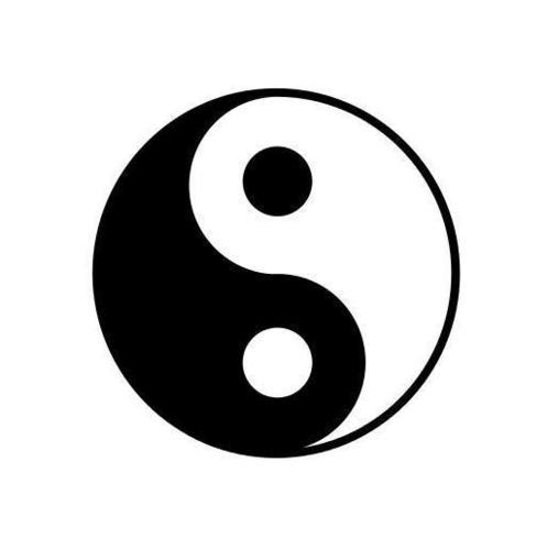 Yin Yang Vector.