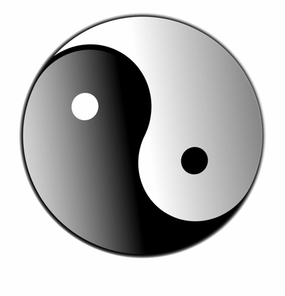 Yin Yang Symbol Wallpaper Ying Yang Logo Transparent.