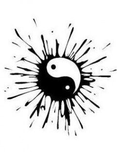 yin yang logos.