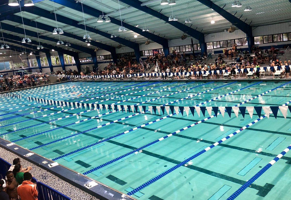 Rosen YMCA Aquatic Center.