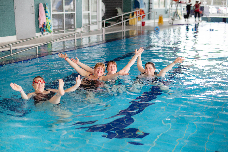 Recreational Swims.