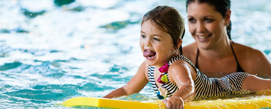 Baby, Toddler & Preschool Swimming.