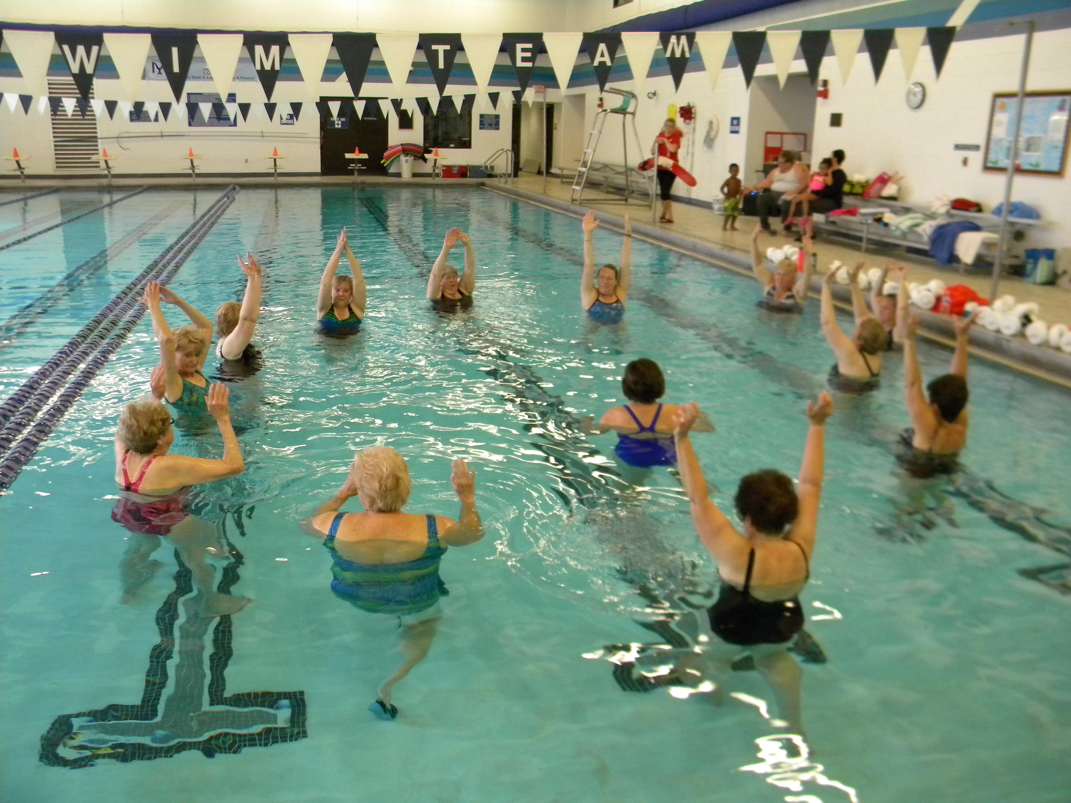 Swimming: Ymca Swimming.