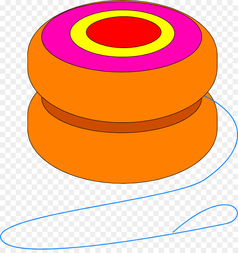 Yellow Circle clipart.