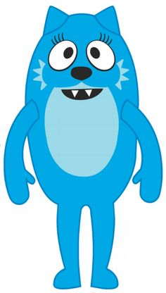 212 Best Yo Gabba Gabba Printables images.