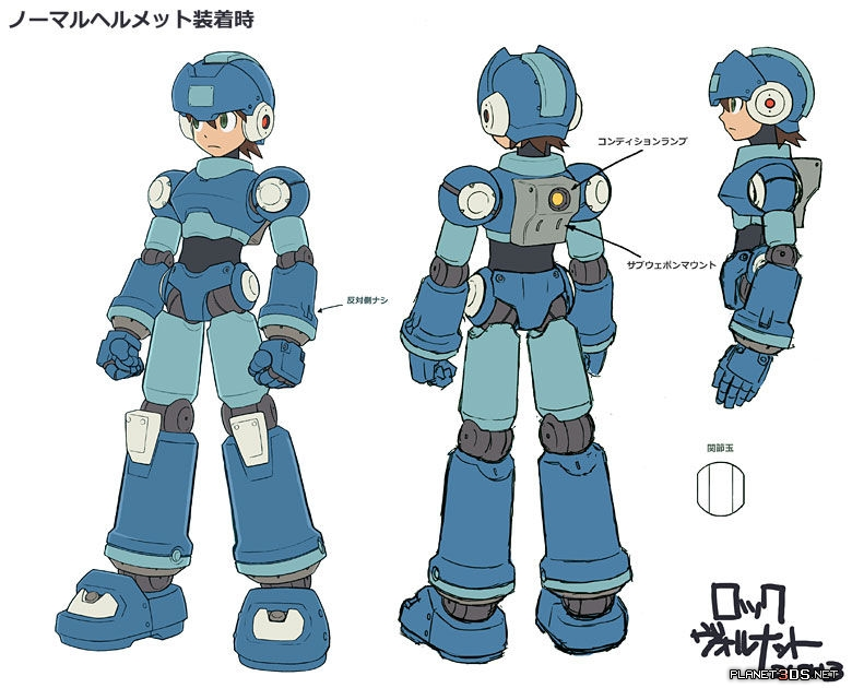 megaman legends 3.