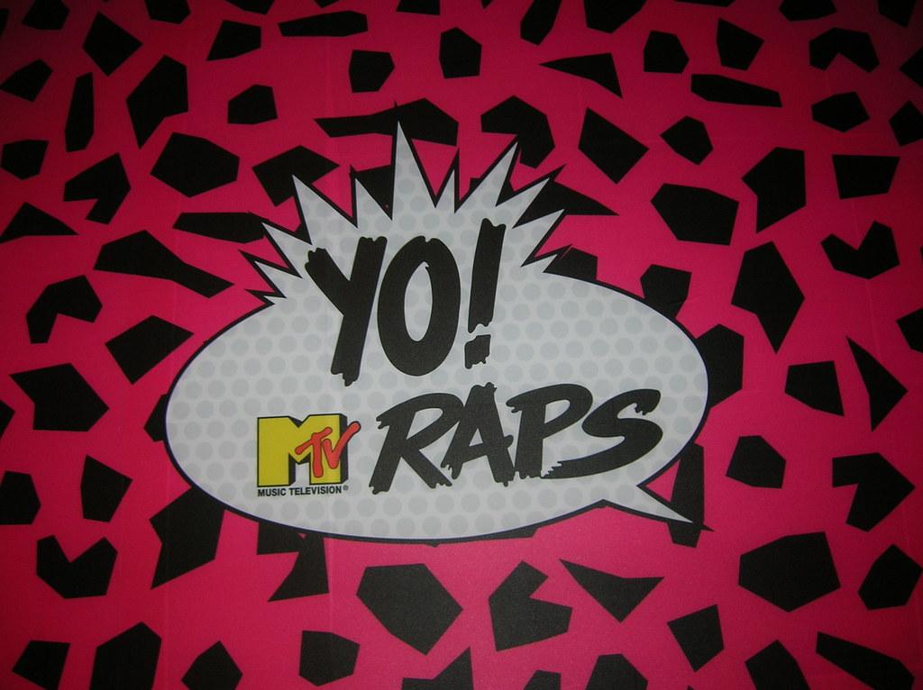 yo mtv raps logo.