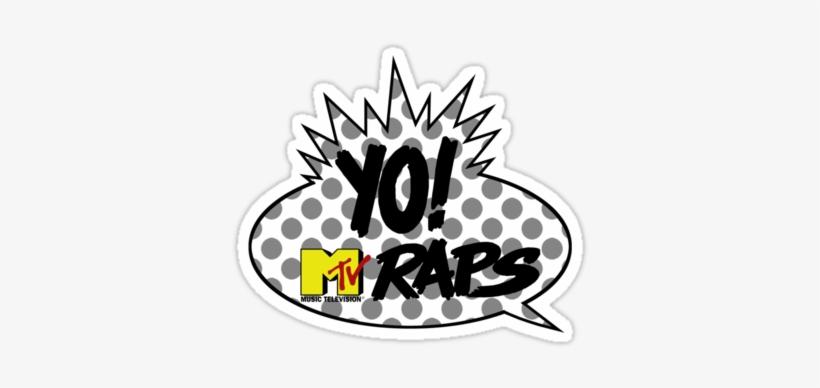 Mtv Logo White Png Yo Mtv Raps Logo White By White.