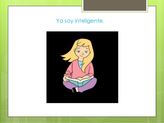 Yo soy inteligente clipart clipart images gallery for free.
