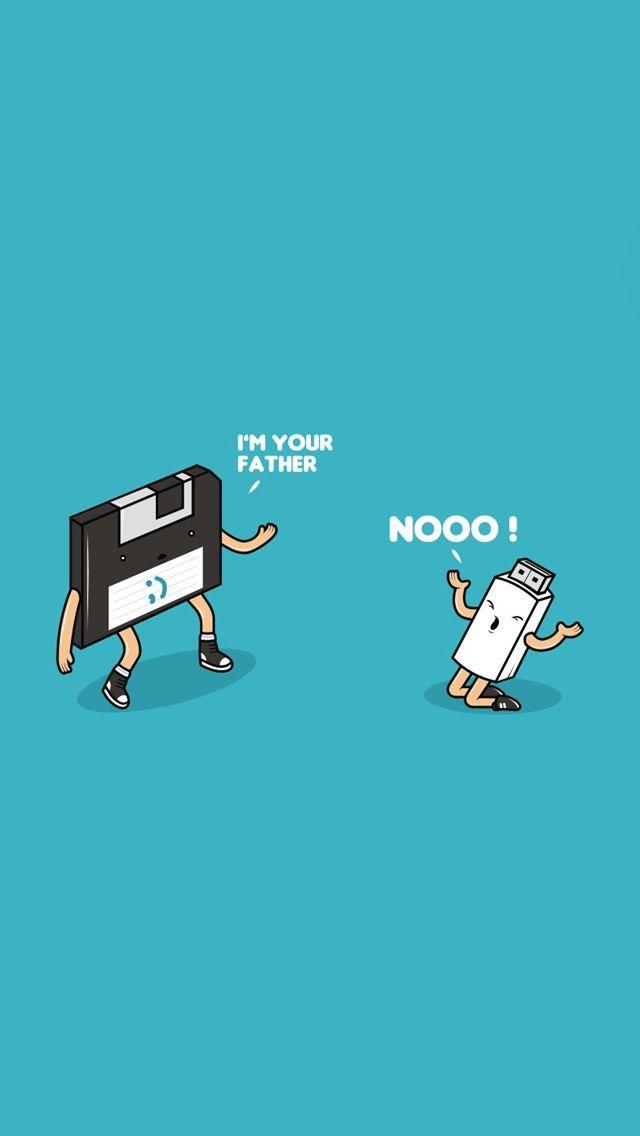 Yo soy tu padre.