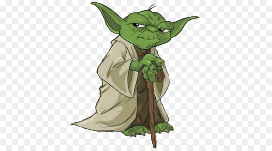 Yoda Cartoontransparent png image & clipart free download.
