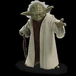 Yoda Clip Art Images.