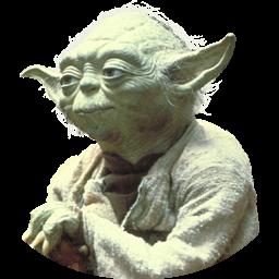 Yoda cliparts.