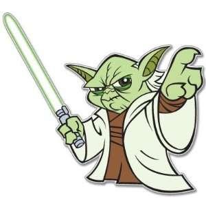 Star Wars Yoda Clipart.