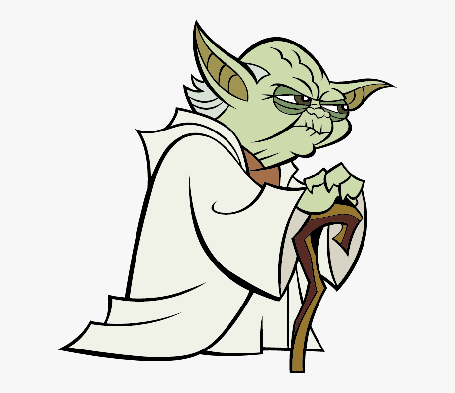 Banner Freeuse Download Star Wars Yoda Clipart.
