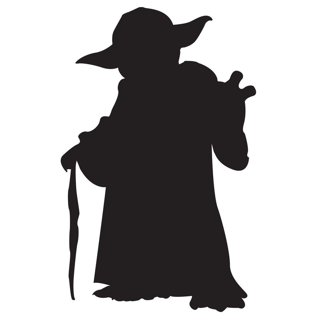 1515 Yoda free clipart.