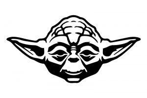 Yoda head clipart 3 » Clipart Portal.