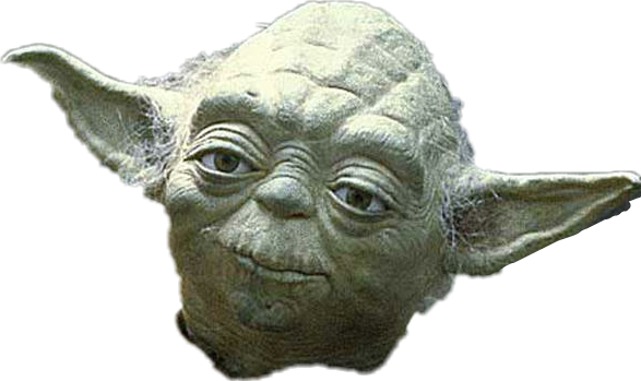Yoda PNG Images.