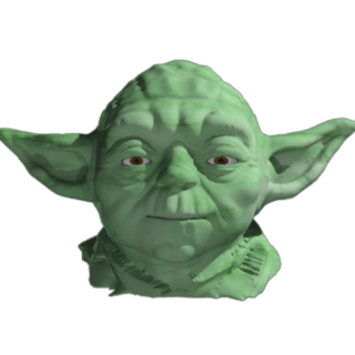 Yoda Head PNG Transparent Yoda Head.PNG Images..