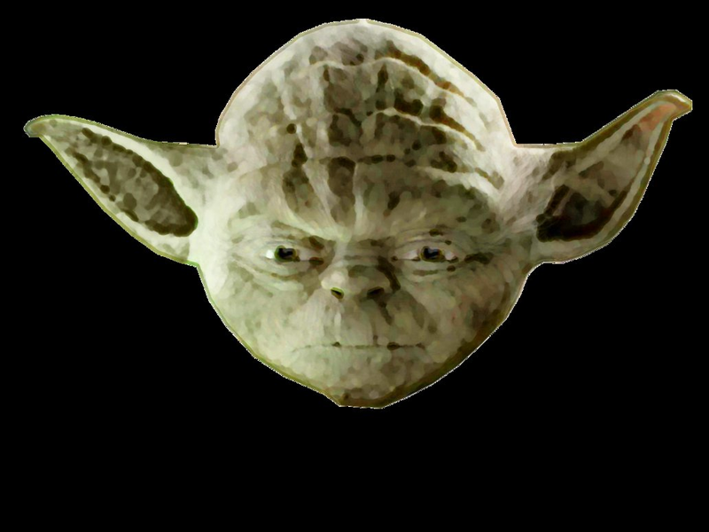 Download Free png Yoda Head PNG PlusPNG.com 103.