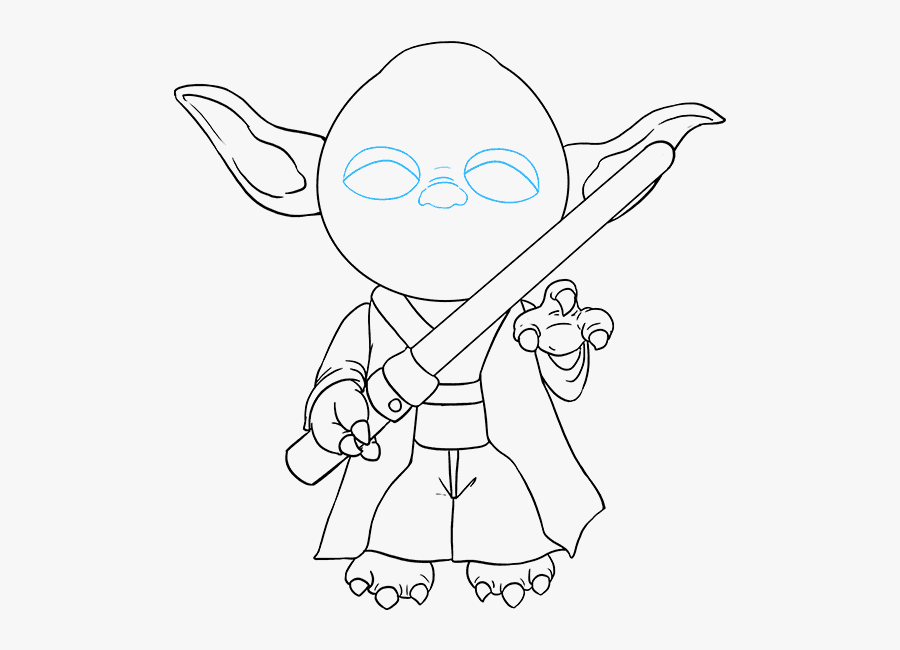 How To Draw Yoda.